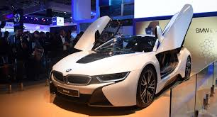 hybrid sports cars pims 2016 bmw teases i8 hybrid sports car gadgets magazine