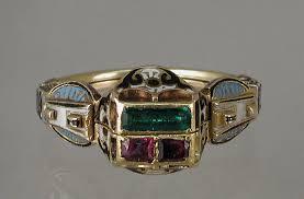 gimmel ring gimmel ring ring southern german the met