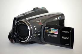 list of canon camcorders