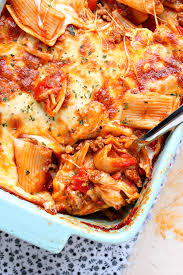 pasta bake recipes easy cheesy pasta bake with sausage and peppers