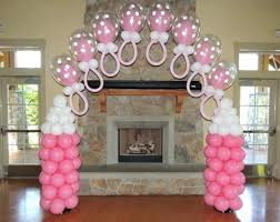 baby shower decorating ideas beautiful and cool baby shower decoration ideas for girl