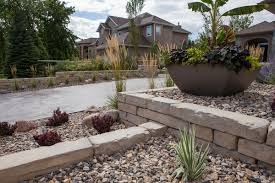 Rock Garden Planters by Luxurious Outdoor Living Pt 2 B Rocke Landscaping