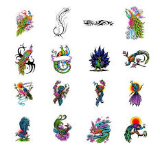 peacock tattoos what do they mean peacock tattoo designs