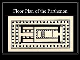 floor plan of the parthenon greeks and the parthenon the acropolis floor plan of the parthenon