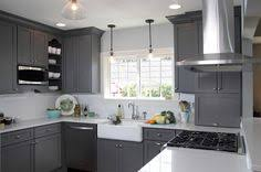 gray kitchen cabinets 30 gray and white kitchen ideas gray cabinets white granite and