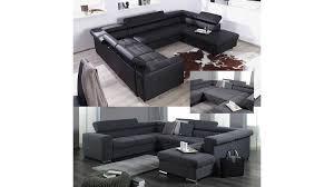 couch u form u form wohnlandschaft couch sofa mit schlaffunktion und bettkasten