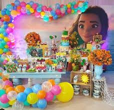 the party ideas the party project themed party ideas moana party idea
