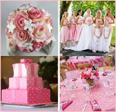 pink is a combination of what colors wedding color combinations color schemes basics budget brides