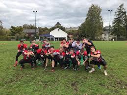 Flag Pictures U19 Flag Gewinnt Heimturnier Burghausen Crusaders