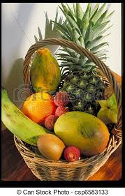 basket of fruits basket of fruits a basket with fresh fruits like stock photos