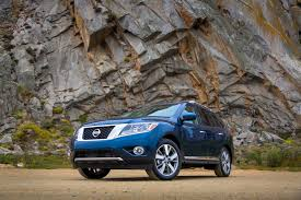 2013 nissan pathfinder full details of new territory rival