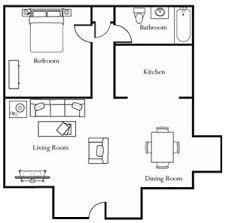 Ellington Floor Plan The Ellington Content Apartments 1610 Ne 66th Ave Portland Or