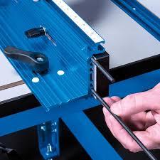 kreg prs1045 precision router table system kreg precision router table fence routing kreg tool company