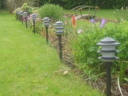 low energy garden lighting set of 10 low voltage paa lights pathway lighting 3 pin uk plug co uk garden outdoors