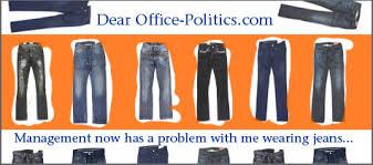 office politics fighting unfair dress code