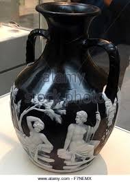 The Portland Vase Relief Vase Stock Photos U0026 Relief Vase Stock Images Alamy
