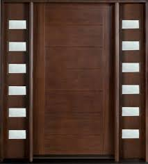 Contemporary Front Doors Exterior Door Designs For Home Modern Front Double Door Designs