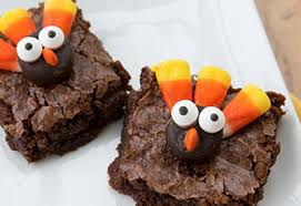 tops friendly markets recipe thanksgiving brownies