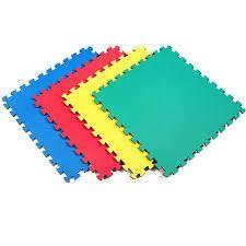 norsk 240147 interlocking multi purpose foam floor mats 16 square