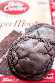 german chocolate chex cake mix cookies eazy peazy mealz