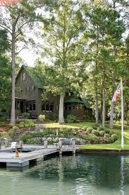 Southern House Styles Lake House Decorating Ideas Southern Living