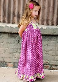 girls maxi dress modern kids clothing custom girls maxi dress