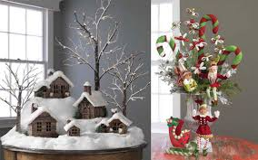 christmas christmas town decorations get inspired with home