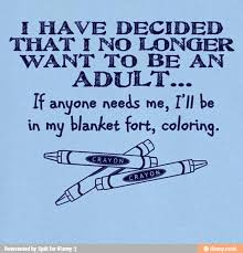 Blanket Fort Meme - i ll be in my blanket fort coloring ifunny q u o t e s