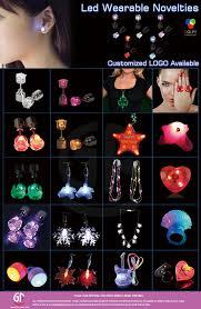 led earrings led hoop earrings buy led hoop earrings cheap hoop earrings