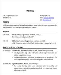 Computer Resume 47 Engineering Resume Samples Free U0026 Premium Templates