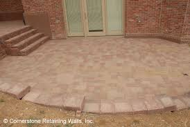 Large Pavers For Patio by Denver Colorado Paver Patios And Other Paver Construction Projects