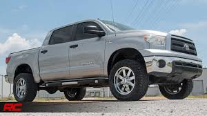 2007 toyota tundra suspension lift kits 2007 2018 toyota tundra 4 inch bolt on suspension lift kit by