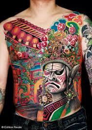 chinese tattoo art book the chinese tattoo style chinese tattoos