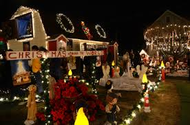 christmas lights in south jersey pitman s hagerty family christmas light spectacular brings north