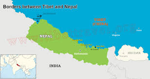 Map Of France And Surrounding Countries by Nepal Map Map Of Nepal Nepal Tour Map Tibet Vista