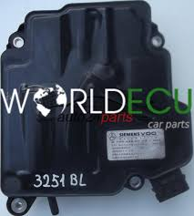 ecu automatic gearbox mercedes w164 ml 320 cdi a1644460710 a