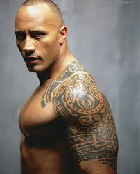 Chest And Half Sleeve - maori polynesian tattoos on chest and half sleeve photos