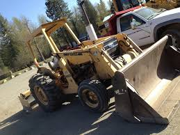 2011 deere 210lj skip loader pacific coast iron used heavy