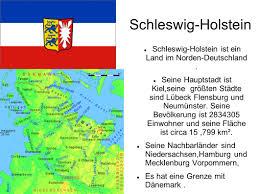 größte stadt deutschlands fläche schleswig holstein ist ein land im norden deutschland ppt