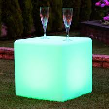 buy stylish light up led furniture for outdoors pk green