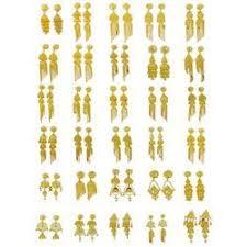golden earrings golden earrings in new area coimbatore exporter and manufacturer