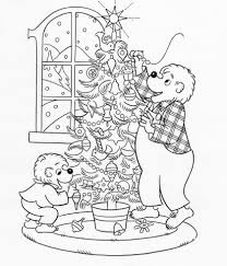 berenstain bears thanksgiving brother and sister u0027s coloring book
