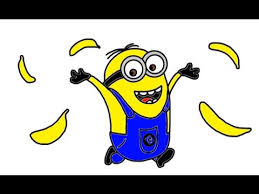 itsy artist how to draw minions dave from despicable me and