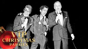 vip christmas parties rat pack xmas showtime special bourbon
