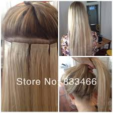 glued in hair extensions extension glued hair in remy indian hair