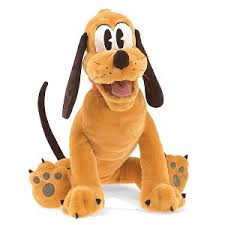 disney pluto hand puppet folkmanis puppets