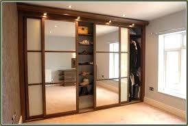 Sliding Mirror Closet Doors Sliding Closet Doors Mirror Image Of Sliding Closet Door Ideas