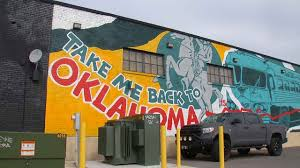 local artists behind many new downtown tulsa murals newson6 com if you have the space a group of local artists is ready to fill it