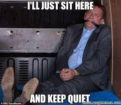 Be Quiet Meme - ian beale just sit here and keep quiet tv soap memes pinterest