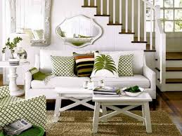 Sectional Sofas For Small Living Rooms Captivating White Staircase In Modern Small Living Room Ideas With